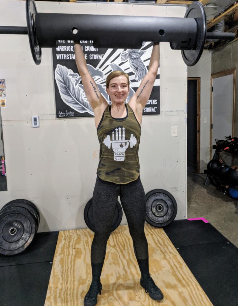 Womens fitness initiative u catch a lift