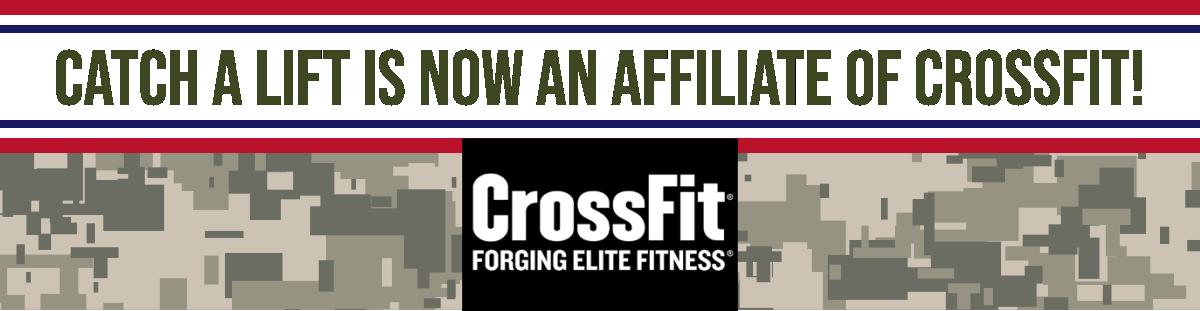 catch a lift crossfit announcement