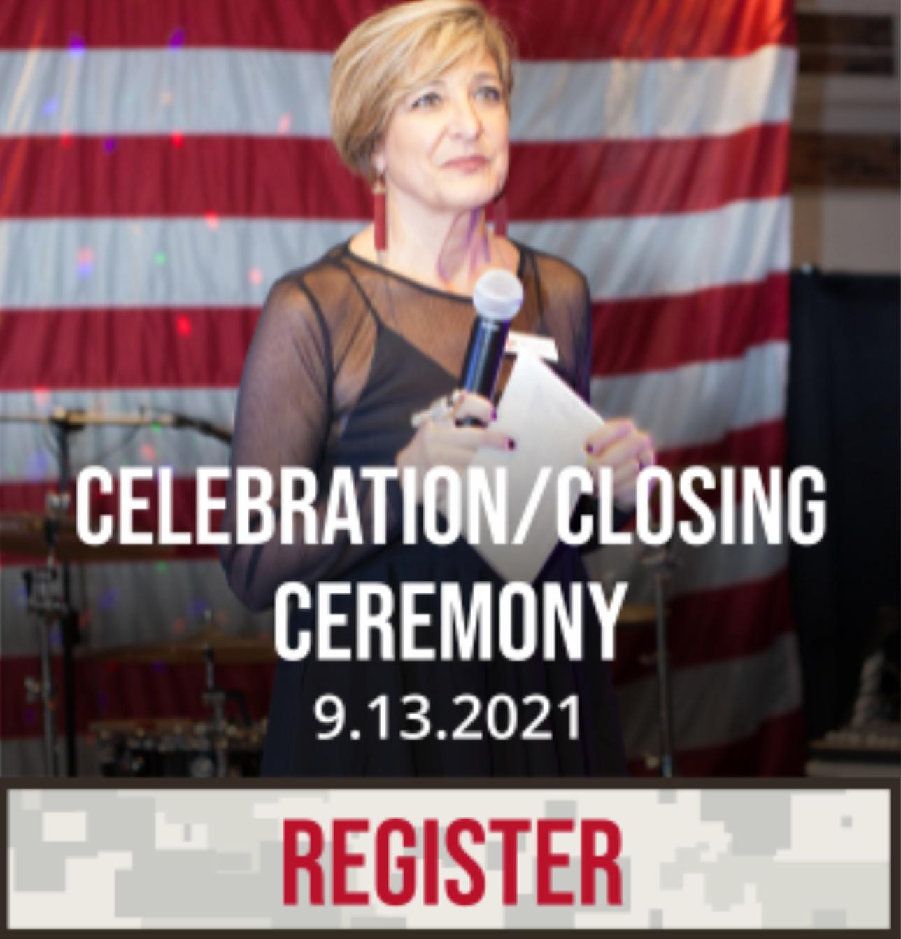 celebration/closing ceremony. 9/13/21. click here to register