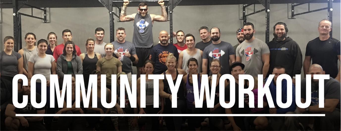 2021 Westport Comunity Workout