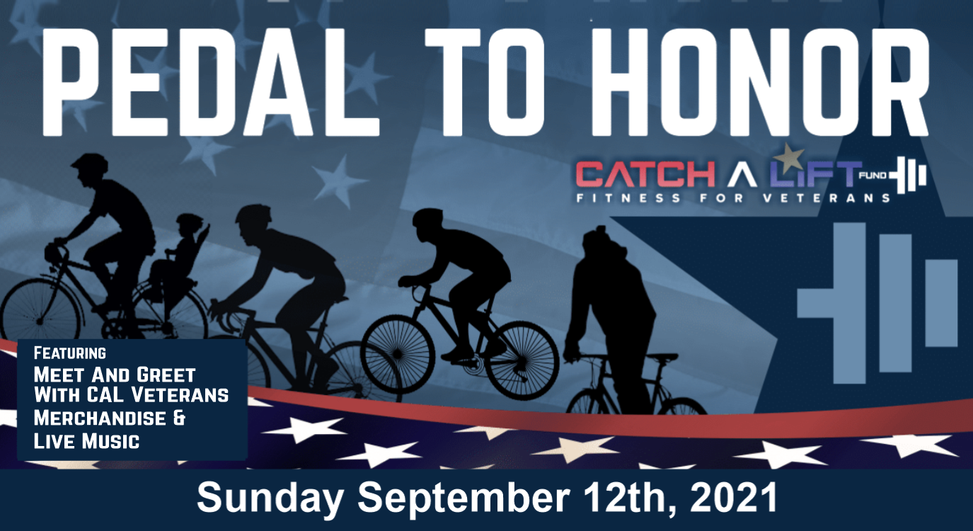 pedal to honor family bike ride. live music, merchandise and much more.